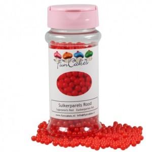 sukkerperler-skinnende-rod-shiny-red