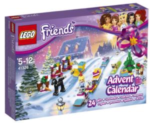 Lego Friends julekalelender, julekalender med lego, lego julekalender