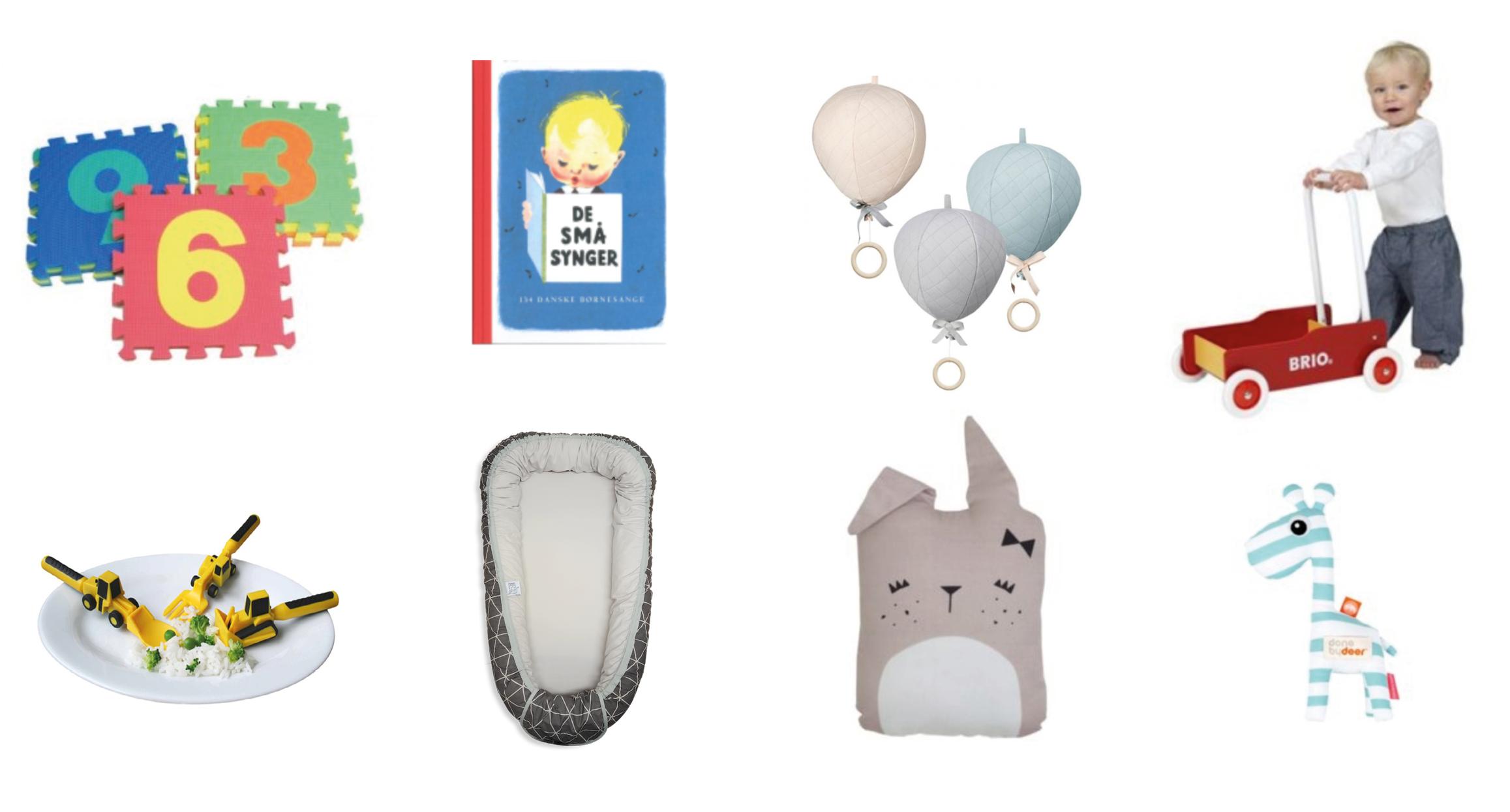 40+ gaveideer: Gaver til nyfødte og babyer