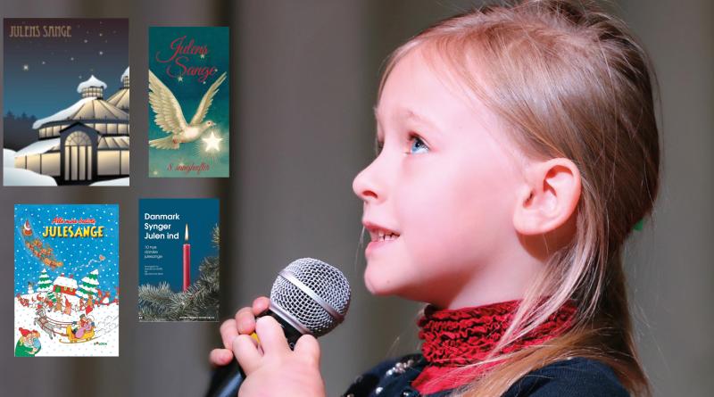 Sanghæfter til juleaften, sange til julehaften, julesange, hæfte med julesange, julesanghæfter