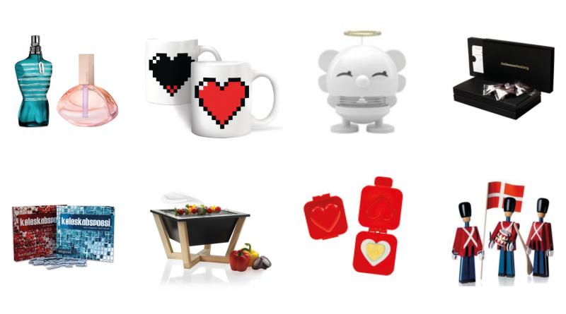 gaver til kæresten, romantiske gaver til kæresten, julegaver til kæresten, sjove gaver til kæresten, unikke gaver til kæresten