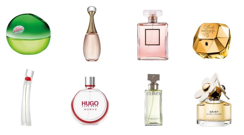 10+ klassiske dufte til kvinder
