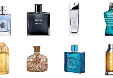 Til ham: Populære parfumer til mænd 2017