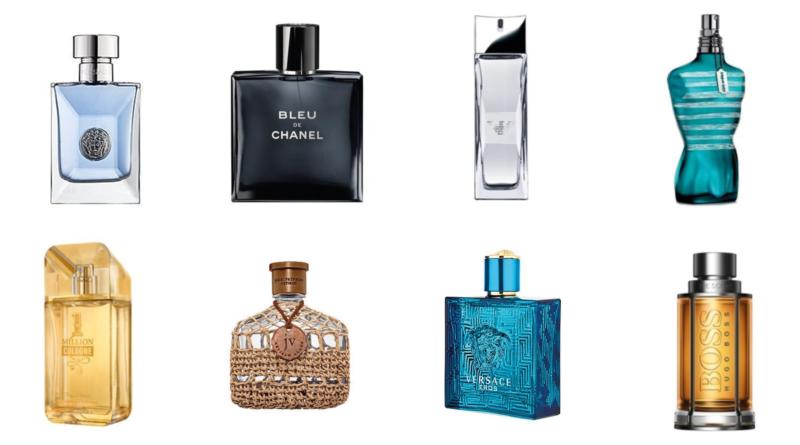 bryststørrelser populære parfumer til mænd