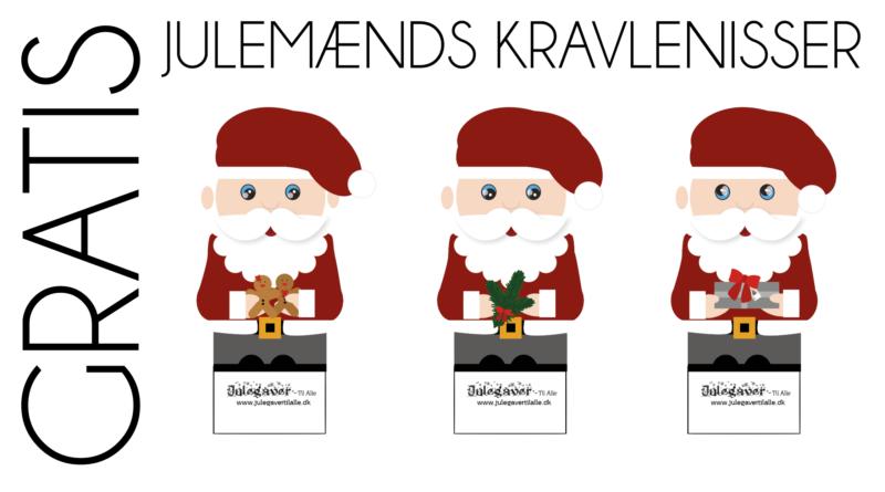 Julemands kravlenisser, kravlenisser, gratis kravlenisser, kravlenisser, julemands kravlenisser, julemænd kravlenisser, gratis kravlenisser, download kravlenisser, print selv kravlenisser, kravlenisser gratis